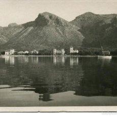 Postales: POLLENSA- FOTOPOSTAL -1951- MUY RARA. Lote 57053165