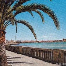 Postales: PALMA MALLORCA PASEO MARTIMO (ESCRITA) . Lote 57122817