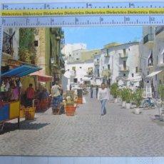 Postales: POSTAL DE IBIZA. AÑO 1975. CIUDAD ALTA. 1377. Lote 57142088