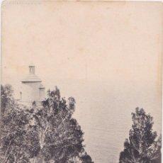 Postales: P- 5829. POSTAL VALLDEMOSA, MALLORCA. CAPILLA DE RAIMUNDO LULIO, MIRAMAR. Nº3 LACOSTE.. Lote 57179348
