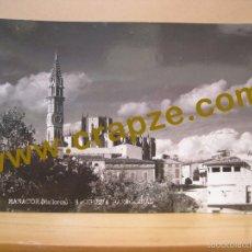 Postales: MANACOR: IGLESIA PARROQUIAL - J VENY - POSTAL ORIGINAL. Lote 57302353