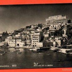Postales: PALMA DE MALORCA - RINCON DE LA BAHIA. Lote 57488822