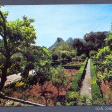 Postales: P1301.- ALFABIA.- MALLORCA.- DETALLE DE LOS JARDINES. Lote 57650715