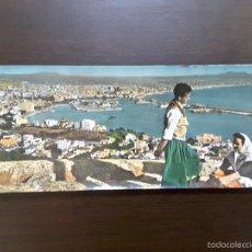 Postales: POSTAL PALMA (MALLORCA) VISTA GENERAL. Lote 57687886