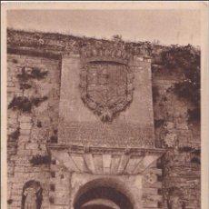 Postales: P- 5914. POSTAL IBIZA, PUERTA MONUMENTAL EN LAS MURALLAS. SERIE 5.. Lote 57701097