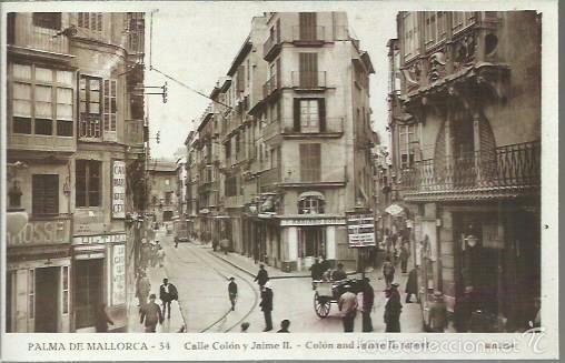 Postales: LAS POSTALES DEL AYER II (DIARIO DE MALLORCA)2000 - Foto 54 - 58580954