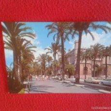 Cartes Postales: POSTAL POSTCARD BALEARES PALMA DE MALLORCA PASEO SAGRERA Y LA LONJA ZERKOWITZ IDEAL COLECCION VER FO. Lote 58653326