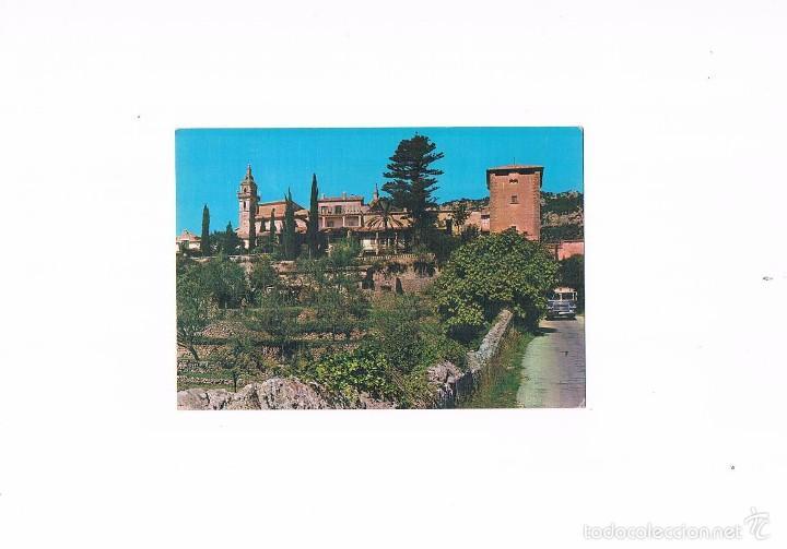 POSTAL ANTIGUA MALLORCA SIN CIRCULAR VALLDEMOSA LA CARTUJA (Postales - España - Baleares Moderna (desde 1.940))