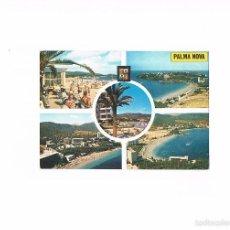 Postales: POSTAL ANTIGUA MALLORCA SIN CIRCULAR PALMA NOVA DIVERSOS ASPECTOS. Lote 58937845