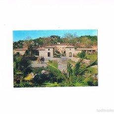 Postales: POSTAL ANTIGUA MALLORCA SIN CIRCULAR SANTUARIO DE LLUC ENTRADA AL SANTUARIO. Lote 58938070