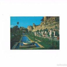 Postales: POSTAL ANTIGUA MALLORCA SIN CIRCULAR PALMA DE MALLORCA JARDINES DEL HUERTO DEL REY. Lote 58938190
