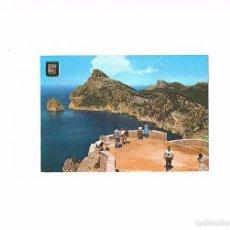 Postales: POSTAL ANTIGUA MALLORCA SIN CIRCULAR POLLENSA ES COLOME DESDE EL MIRADOR. Lote 58938360