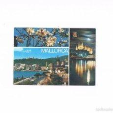 Postales: POSTAL ANTIGUA MALLORCA ESCRITA POR DETRAS VISTA PARCIAL Y CATEDRAL. Lote 58941520