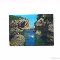 Postales: POSTAL ANTIGUA MENORCA SIN CIRCULAR CALA DE RAFALET. Lote 58941765