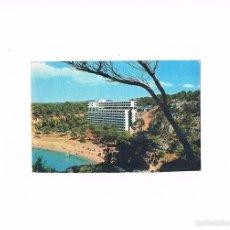 Postales: POSTAL ANTIGUA MENORCA SIN CIRCULAR CALA GALDANA HOTEL SARO. Lote 58942305