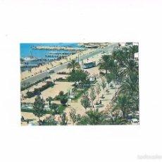 Postales: POSTAL ANTIGUA IBIZA SIN CIRCULAR SAN ANTONIO PASEO DE LAS PALMERAS. Lote 58943090