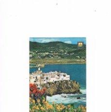 Postales: POSTAL ANTIGUA IBIZA SIN CIRCULAR IBIZA ISLA BLANCA LA PEÑA TRAS MUROS. Lote 58943205