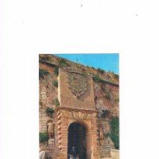 Postales: POSTAL ANTIGUA IBIZA SIN CIRCULAR CIUDAD PUERTA DE LAS TABLAS. Lote 58943240