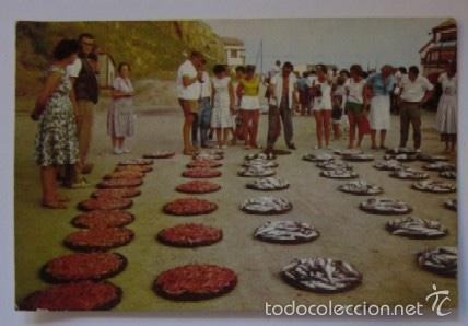 POSTAL MALLORCA - SUBASTA DE PESCADO (Postales - España - Baleares Antigua (hasta 1939))