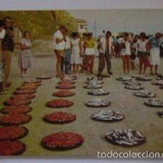 Postales: POSTAL MALLORCA - SUBASTA DE PESCADO. Lote 59124785