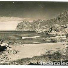 Cartes Postales: MALLORCA POLLENSA PLAYA CALA SAN VICENTE. ZERKOWITZ. CIRCULADA. Lote 62141144