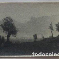 Postales: POSTAL DE MALLORCA, SOLLER - AMANECER. Lote 62164868