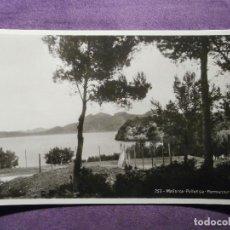 Postales: POSTAL - ESPAÑA - ISLAS BALEARES - 253.- MALLORCA - POLLENSA - FORMENTOR - EDICIONES AM. Lote 62407780