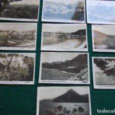 Postales: 10 POSTALES ANTIGUAS DE MALLORCA EN BLANCO Y NEGRO. Lote 62804396