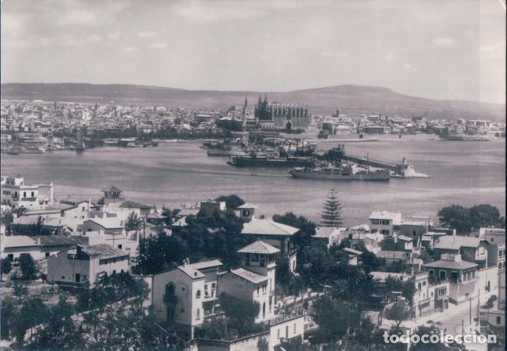 POSTAL FOTOGRAFICA PALMA DE MALLORCA. (Postales - España - Baleares Antigua (hasta 1939))