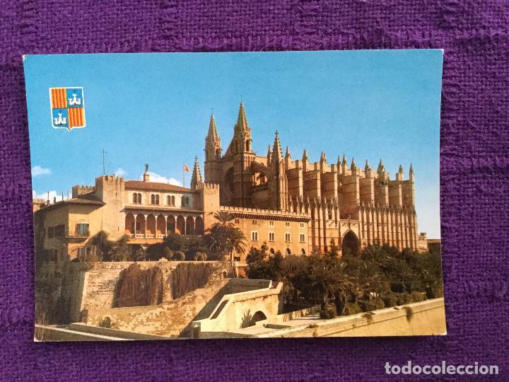 LA CATEDRAL - PALMA DE MALLORCA 15 . 067 - ICARIA GRAF - MONUMENTO ISLA (Postales - España - Baleares Moderna (desde 1.940))