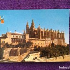 Postales: LA CATEDRAL - PALMA DE MALLORCA 15 . 067 - ICARIA GRAF - MONUMENTO ISLA. Lote 63571940