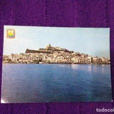 Postales: POSTAL DE ISLA BLANCA EN IBIZA - ISLAS BALEARES - ESCUDO DE ORO Nº 118 - SUBI - POSTAL DE LA AMISTAD. Lote 64002527