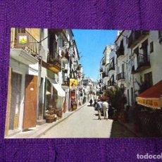 Postales: CALLE MAYOR DE IBIZA - ISLA BLANCA - ESCUDO DE ORO Nº 50 - SUBI - FISA - BAR - TAPAS - CAÑAS. Lote 64002907