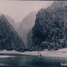 Postales: POSTAL FOTOGRAFICA DE TORRENTE DE PAREYS - SERIE TRUYOL MALLORCA. Lote 66766258