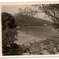 Postales: PS7064 FORMENTOR 'VISTA GENERAL DE LA PLAYA'. FOTOGRÁFICA. CIRCULADA. 1947. Lote 66831150