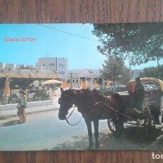 Postales: POSTAL DE CALA D'OR, MALLORCA. Lote 277677503