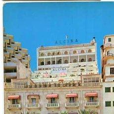 Postales: PALMA DE MALLORCA HOTEL ALCINA PASEO MARITIMO. ED. ICARIA. SIN CIRCULAR. Lote 67869825