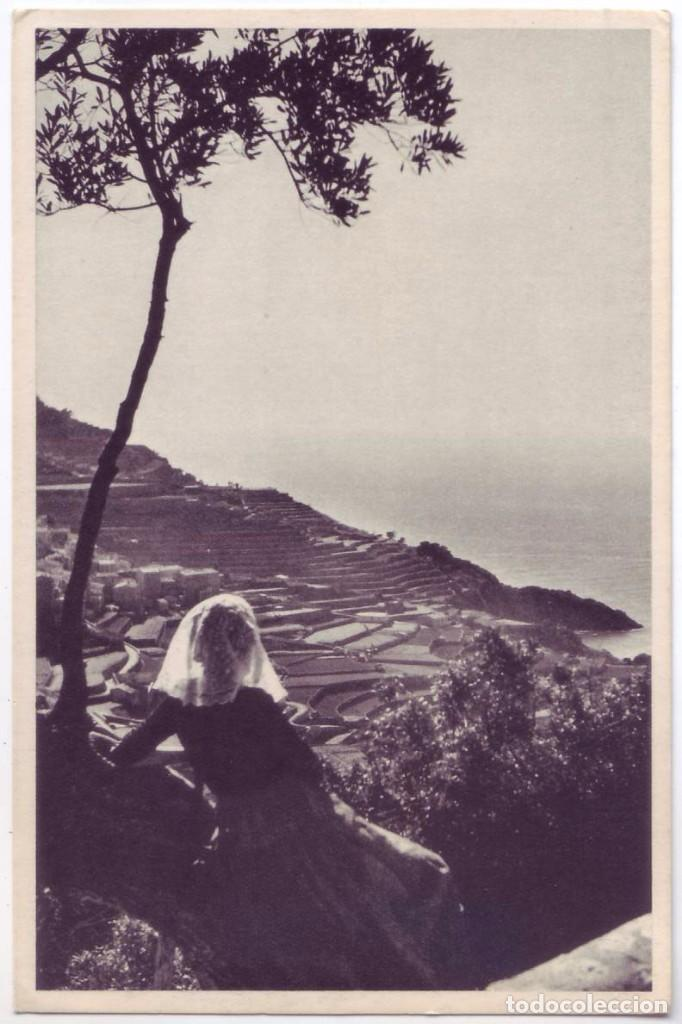 BAÑALBUFAR (MALLORCA): PAISAJE. FOURNIER. EXPOSICIÓN UNIVERSAL BRUSELAS. NO CIRCULADA (1958) (Postales - España - Baleares Moderna (desde 1.940))