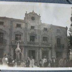 Postales: ANTIGUO ALBUM DE FOTOGRAFÍAS. CASA TRUYOL. PALMA. FORMATO FOTO 8,1 X 6.. Lote 69076357