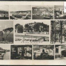 Postales: HOTEL HIDALGO - PALMA DE MALLORCA - VER REVERSO - (45.755). Lote 69943205