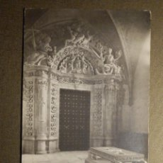 Postales: POSTAL -ESPAÑA - MALLORCA - PUERTA CAPITULAR CATEDRAL - EDITOR SIN IDENTIFICAR. Lote 69975773