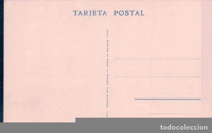 Postales: PALMA DE MALLORCA PATIO DEL CASTILLO DE BELLVER EDICIONES MIR - Foto 2 - 71403963