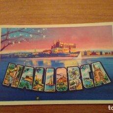 Postales: POSTAL MALLORCA SIN CIRCULAR. Lote 71502095