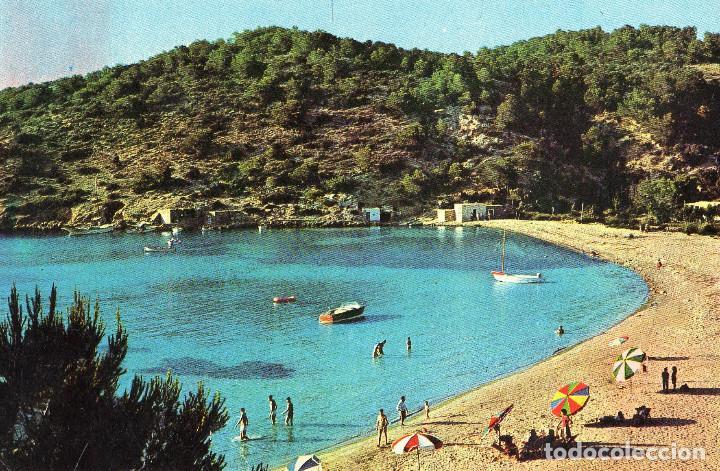 VESIV POSTAL IBIZA Nº287 CALA VADELLA (Postales - España - Baleares Moderna (desde 1.940))