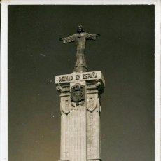 Postales: MENORCA-MONTE TORO-MONUMENTO FRANQUISTA-FOTOPOSTAL-HUSMANN-MUY RARA. Lote 73758707