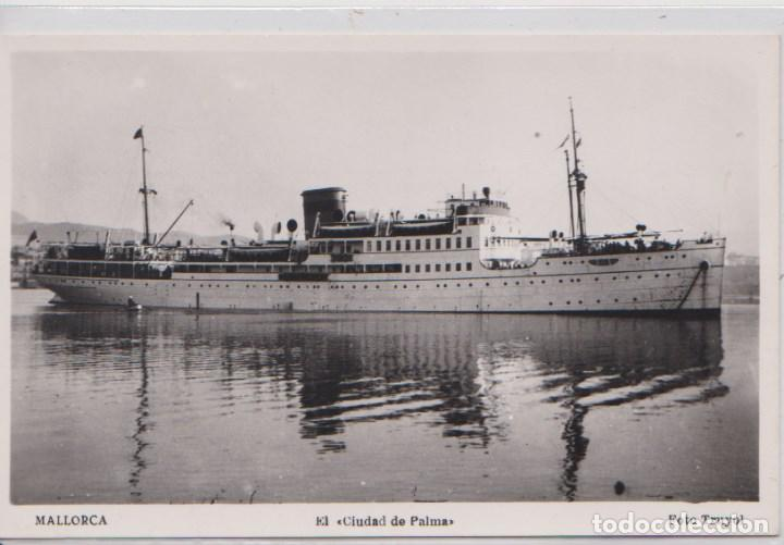 MALLORCA - CIUDAD DE PALMA (Postales - España - Baleares Antigua (hasta 1939))