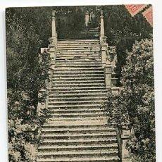 Cartes Postales: PALMA DE MALLORCA JARDINES DE RAXA, ATV ANGEL TOLDRA VIAZO BARCELONA. CIRCULADA. Lote 74641831