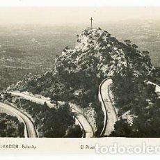 Postales: MALLORCA SAN SALVADOR FELANITX . EL PICOT. POSTAL FOTOGRÁFICA. Lote 75229311