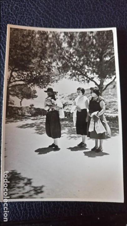 ANTIGUA FOTOGRAFÍA. MALLORCA. FOTO AÑOS 50 /60. (Postales - España - Baleares Moderna (desde 1.940))