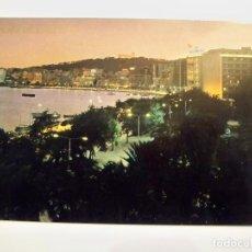 Postales: POSTAL PALMA DE MALLORCA - PASEO MARITIMO - 1969 - ICARIA 10038 - SIN CIRCULAR. Lote 75927051